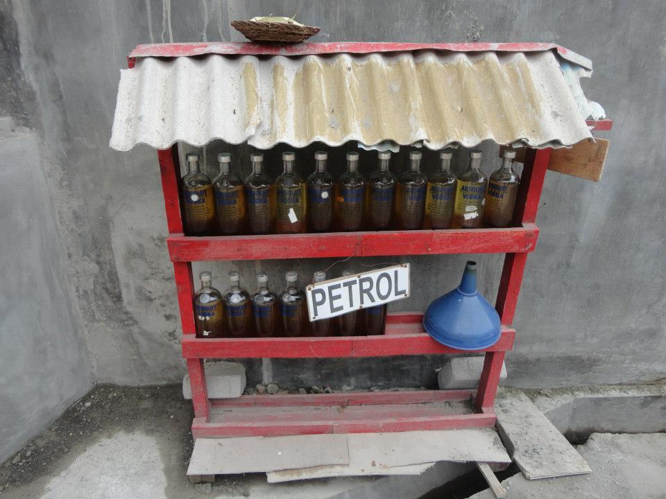 petrole myrte